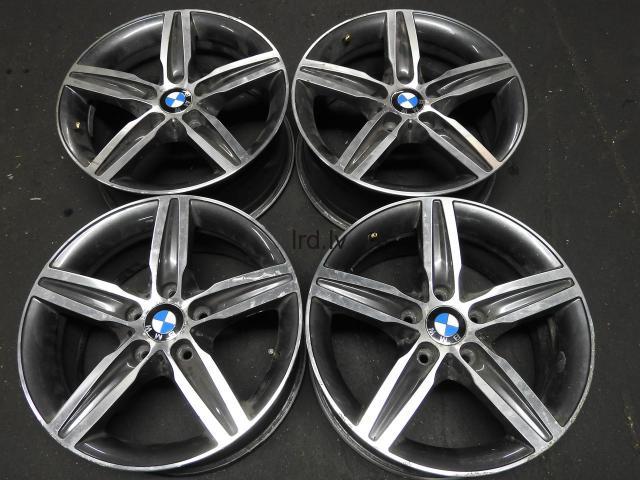 BMW F-20 1-Ser M R17 7.5j 5x120 is43 alumīnija diski Komplekts Styling 379