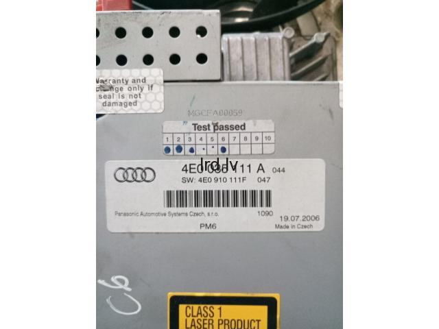 Audi a6 CD changer 2006                              50.0 Euro €