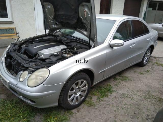 Rezerves daļas Mercedes W211, 2,2CDI