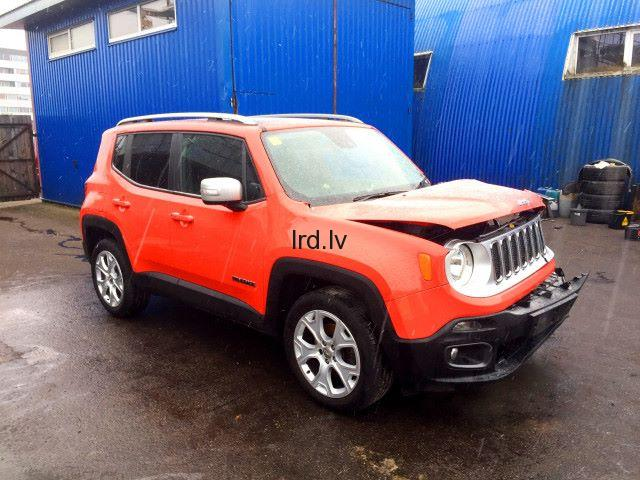 JEEP RENEGADE 2014 - 2018