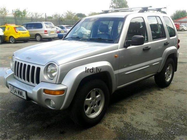 JEEP CHEROKEE / LIBERTY 2001 - 2008