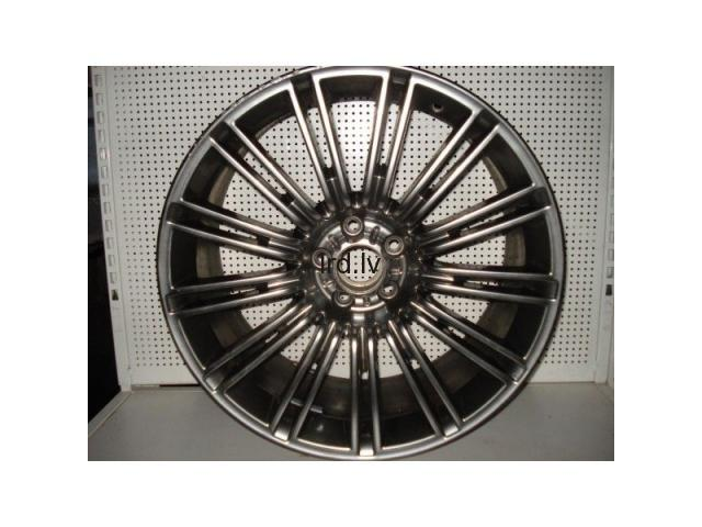 Bentley GT Speed disks