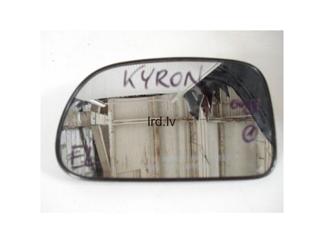 SsangYong Kyron priekšējais kreisais spogulis, 2006.g., bez defektiem
