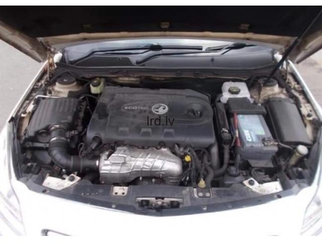 Opel insignia 2011 2.0cdti 6 ātrumi, manuals                              2200.0 Euro €