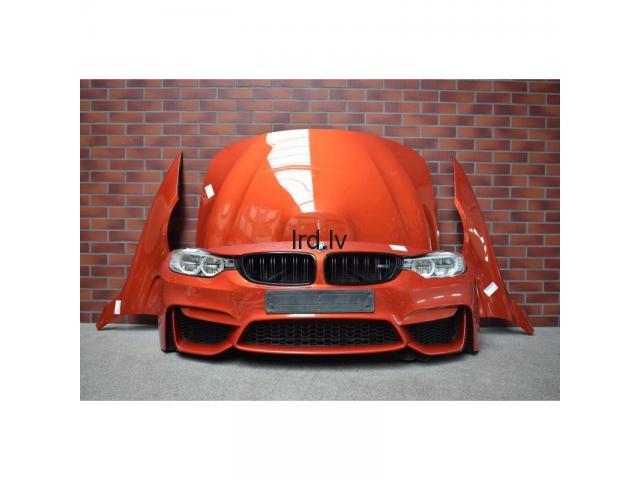 BMW M3 F80 rezerves daļas