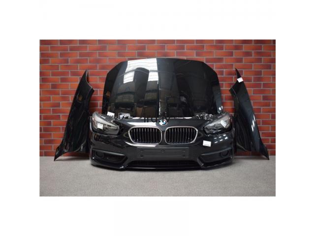 BMW 1 F20 F21 LCI rezerves daļas