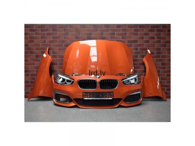 BMW 1 F20 F21 LCI rezerves daļas.