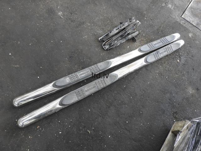Nissan X-Trail T31 Kāpšļi Dekoratīvie sliekšņi dugas hromēti KE543-JG170 KE543-JG170