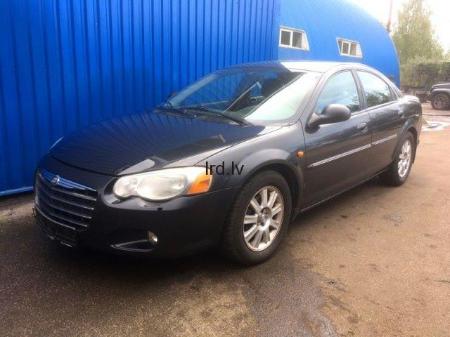 CHRYSLER SEBRING 2001 - 2006