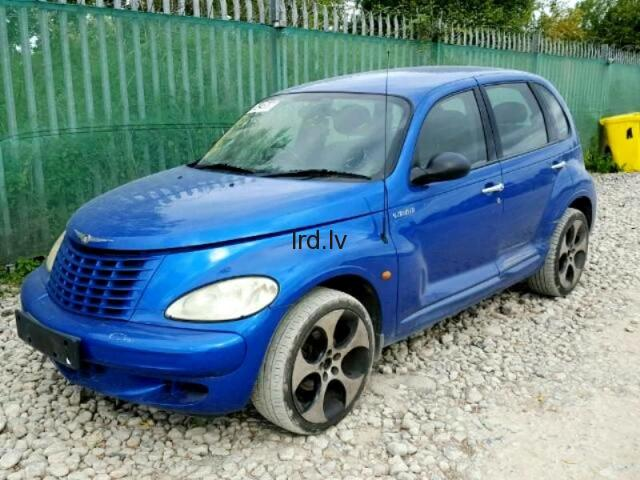 CHRYSLER PT-CRUISER 2000 - 2010