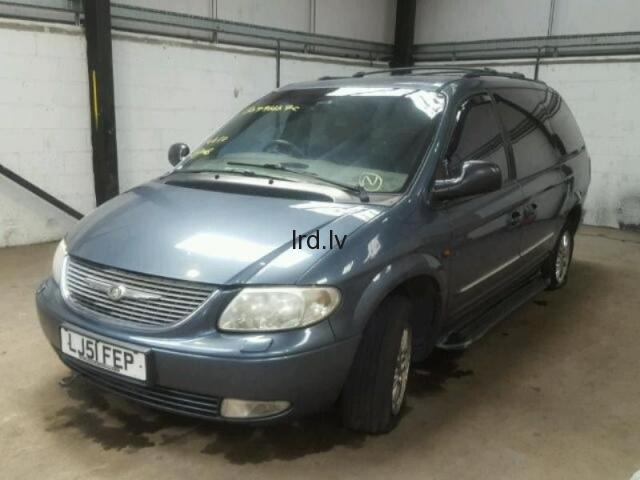 CHRYSLER GRAND VOYAGER 2001 - 2007