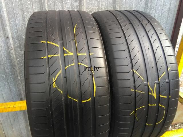 Continental Sport Contact 5P 106Y 285/40R22