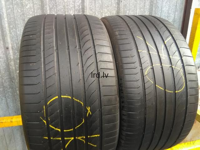 Continental Sport Contact 5P 110Y 325/35R22