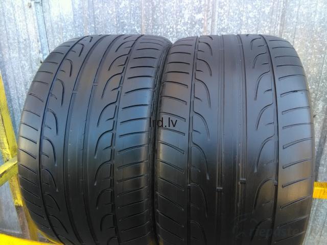Dunlop SpSport Maxx 108ZR 325/30R21