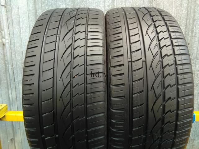 Continental Cross Contact UHP 105Y 265/40R21