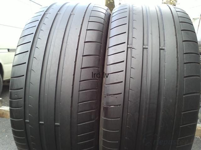 Dunlop SpSport Maxx GT 96V 255/40R19