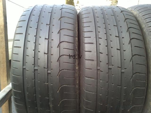 Pirelli PZero 100Y 255/40R19