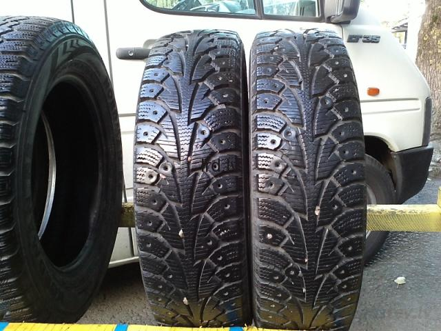 Hankook Winter I*Pike W409 75T 155/65R14