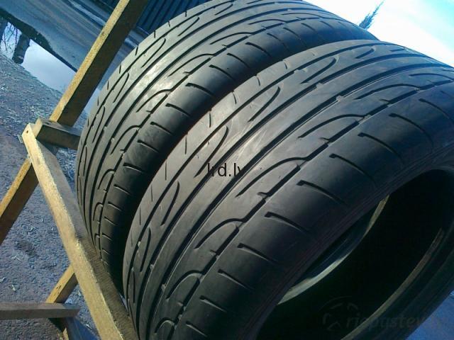 Dunlop SpSport Maxx 111V 275/55R19