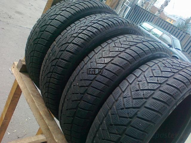 Dunlop SpWinter Sport 3D + M2 175/60R16