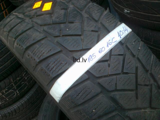 Dunlop SpWinterSport M2 99T 195/60R16c