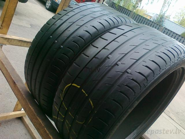Continental Sport Contact 3 91W 245/40R17