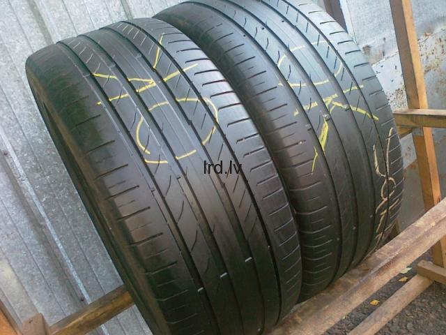 Continental Sport Contact 5 SUV 108Y 265/45R20