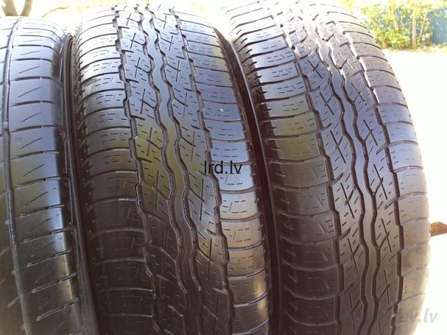 Bridgestone Dueler H/T 687 101S 225/65R17