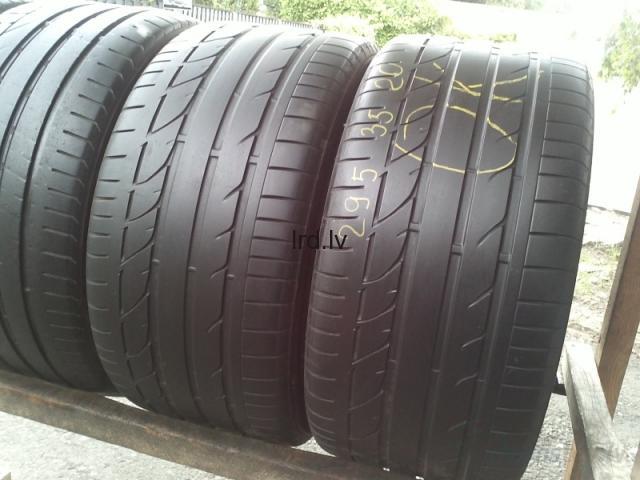 Bridgestone Potenza S001 101Y 295/35R20