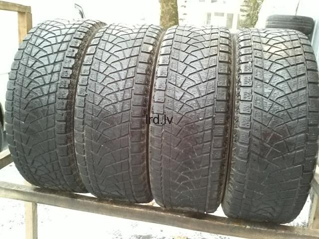 Bridgestone Blizzak DM-Z3 110Q 265/60R18