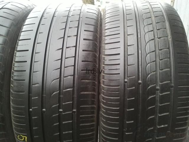 Pirelli PZero Rosso 96W 255/40R19
