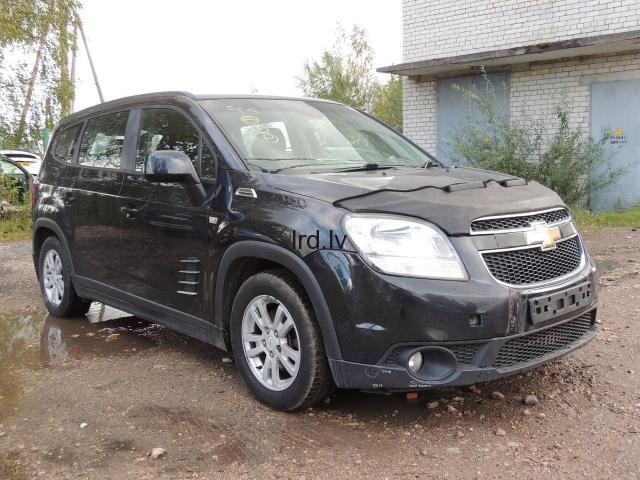 Chevrolet Orlando I Lietotas auto rezerves daļas MK1 used car spare parts