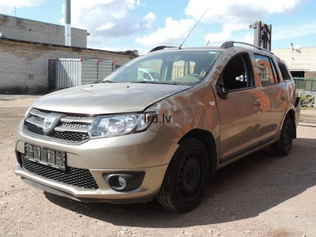 Dacia Logan MCV II Lietotas auto rezerves daļas MK2 used car spare parts