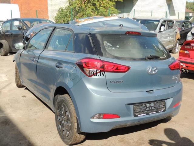 Hyundai i20 II Lietotas auto rezerves daļas MK2 used car spare parts