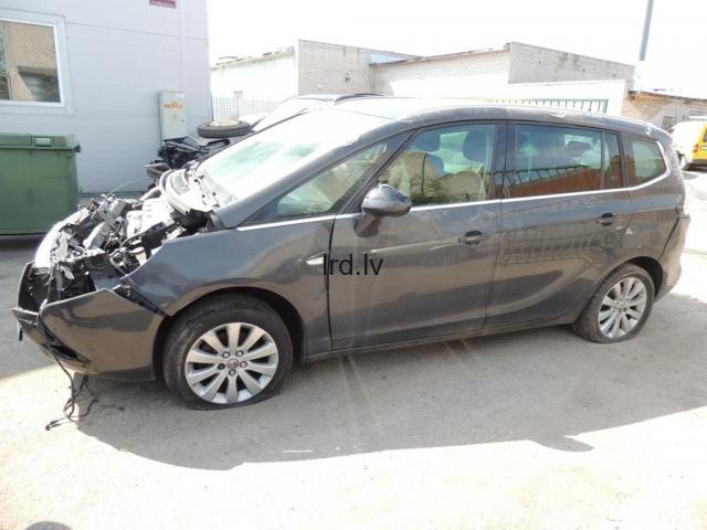Opel Zafira Tourer C