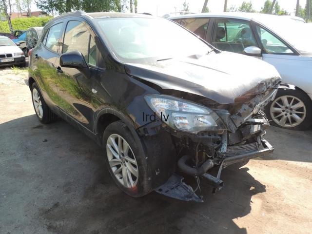 Opel Mokka Lietotas auto rezerves daļas