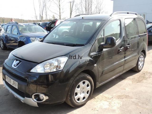Peugeot Partner Tepee II Lietotas auto rezerves daļas