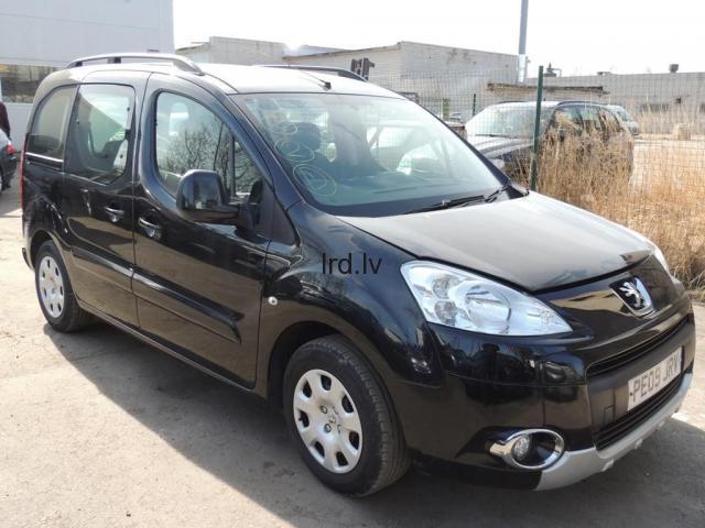 Peugeot Partner Tepee II Lietotas auto rezerves daļas                              110.0 Euro €