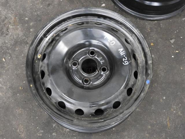 Hyundai i20 R15 6J ET47 4x100 Viens Tērauda disks 52910-c8001 52910-c8051 52910c8001