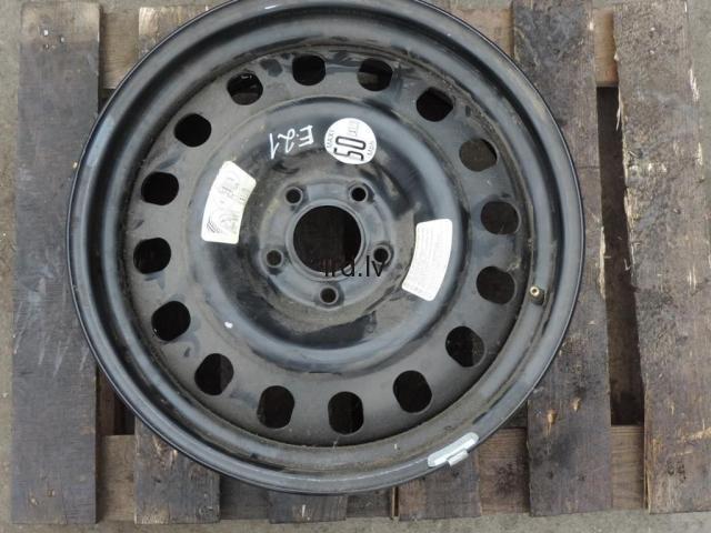 Citroen C5 II Peugeot 407 tērauda disks 7j r17 5x108 5401P1