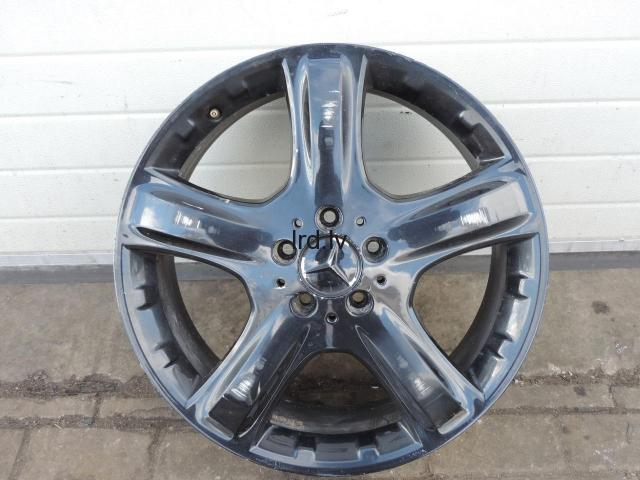 Mercedes W164 ML viens vieglmetāla disks one alloy wheel a1644011202 R19