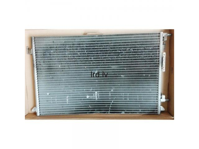 Opel Vectra C Radiators kondicioniera NISSENS NS94597, 71740527, 1850076