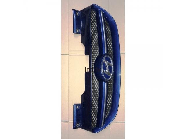 Hyundai Getz 05-11 radiatora reste 86365-1C310