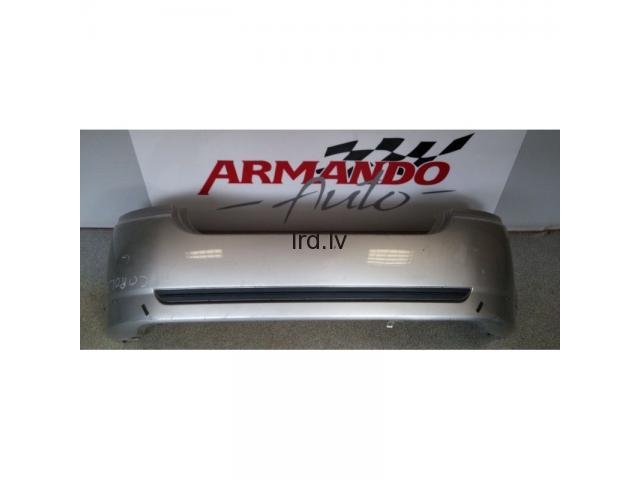 Toyota Corolla 03- aizmugures bampers lietots 52159-02360