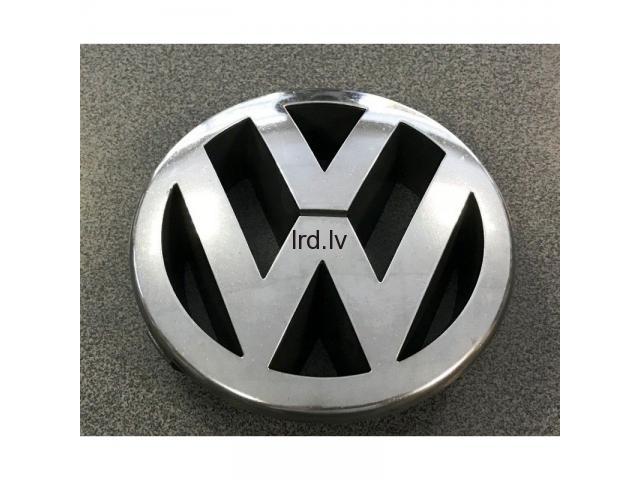 VW Radiatora reste emblēma 5M0853601