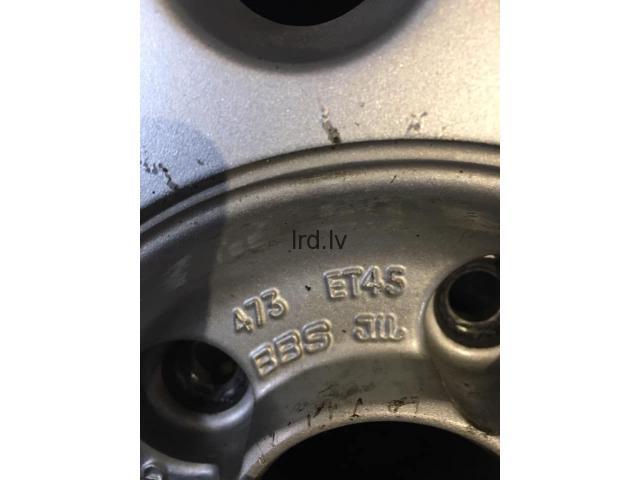BBS diski no 3. Golf Cabrio                              65.0 Euro €