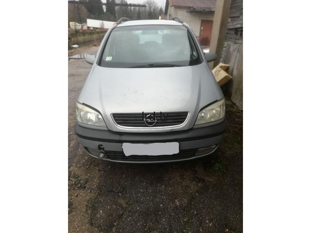 Opel Zafira 1.8i 2000g