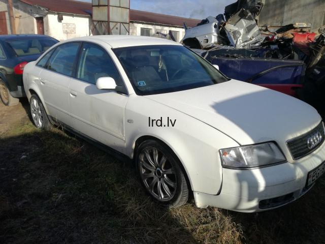 Audi A6 2.5Tdi 98g