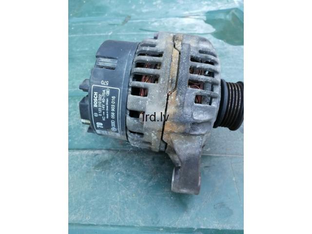 Pārdod A4 B5 95 gada. 1.6, Ģenerators