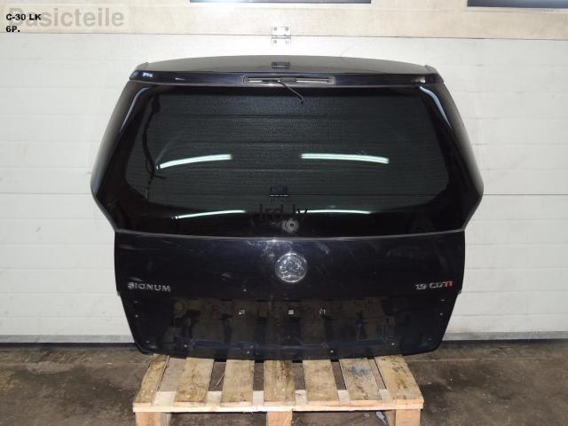 Opel Signum Bagažnieka vāks ar stiklu melns Z20R 20R
